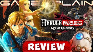Hyrule Warriors: Age of Calamity - REVIEW (Nintendo Switch) (Video Game Video Review)