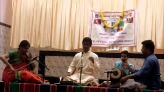 Abhishek Raghuram- Kalyani Raga Alapana