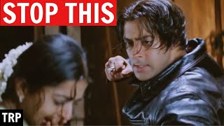 Everything Wrong With Romance In Bollywood Movies