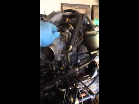 toyota 15b f youtube rh youtube com Toyota 22R Crate Engines Toyota Y Engine