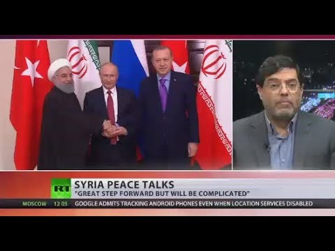 'Syria peace process looks good on paper but will be very complicated' – political analyst