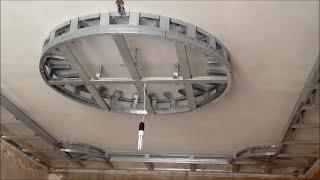 Короб и круг из ГКЛ(, 2016-04-25T12:31:27.000Z)