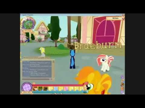 Legends of Equestria Hide and seek