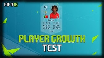FIFA 16 | Renato Sanches (CM) | Growth Test + Gameplay