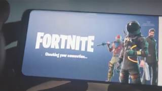 Download Fortnite for Android Phone Gameplay included