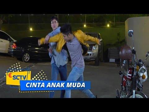 JAHAAT! Jacky Hadang dan Memukul Rayhan di Jalan | Cinta Anak Muda - Episode 22
