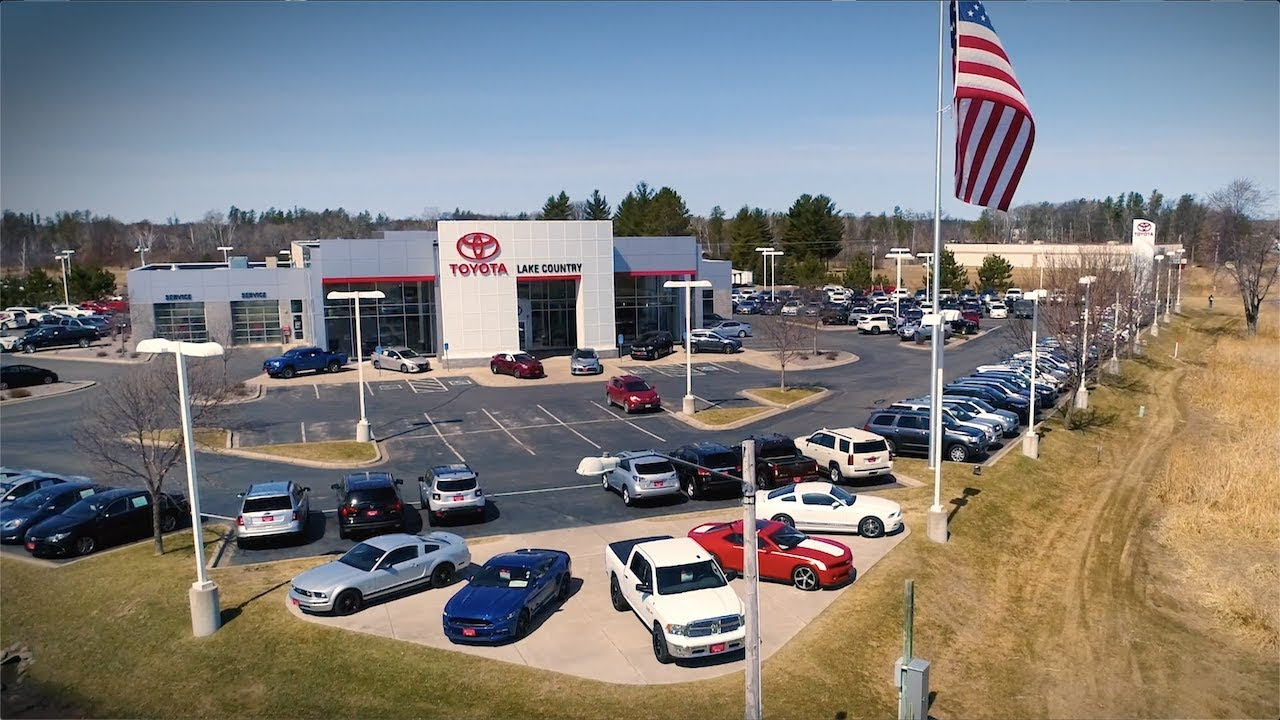 lake country toyota baxter mn