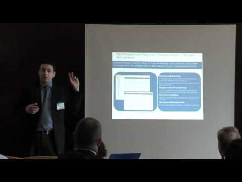 Dell Private Cloud Solutions - Cloud Computing & Virtualisation 2012