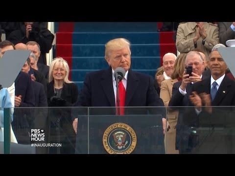 KQED Newsroom: Inauguration 2017