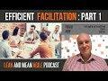Facilitation Techniques - Part 1 - Podcast Episode 31