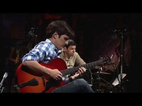 Chico Pinheiro  A Ilha Djavan  Instrumental Sesc Brasil