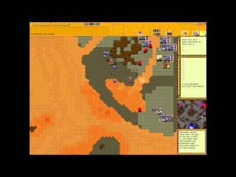 Dune 2 The Golden Path 2v2 Harkonnen Vs Atreides 20120207