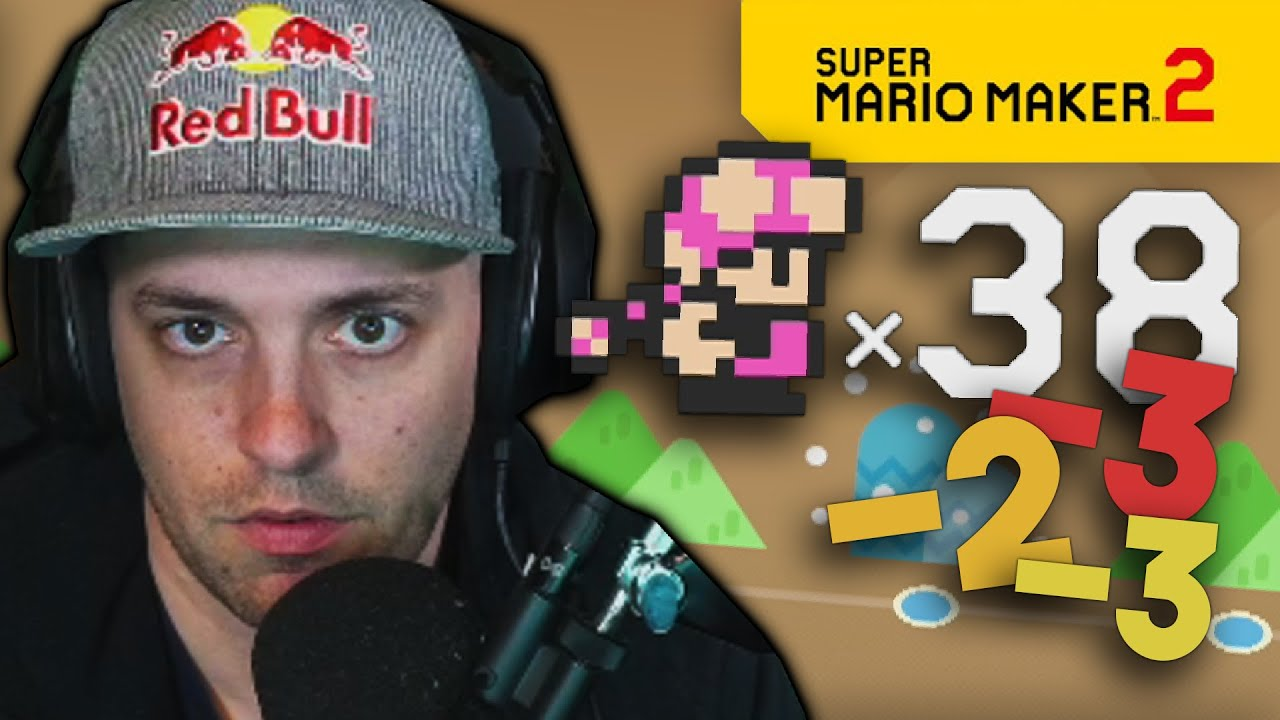 The ACTUAL Life Massacre (1,000 Expert Levels, PART 14) | Super Mario Maker 2 Endless