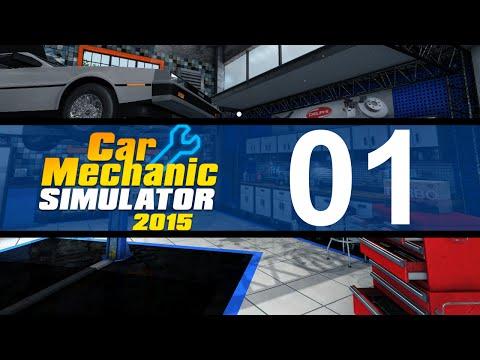 Let's Play Car Mechanic Simulator 2015 [Expert Mode] | Ep. 1 – Filter Fun