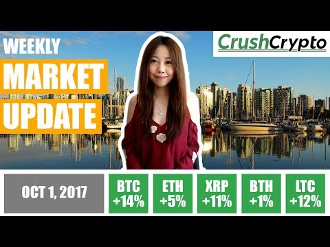Weekly Update: Korea ICO Ban / Japan Issues Crypto Exchange Licenses / Other Updates
