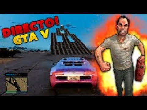 NOCHE DE GTA V ONLINE(ARGENTINA) (PS4)