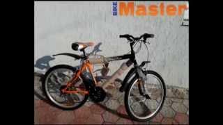 Обзор горного велосипеда Azimut Dakar, Omega