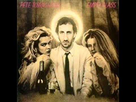 I am an animal..Pete Townsend