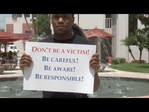 Video Clip 2 About Safeguarding Property
