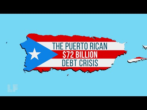The Puerto Rican Debt Crisis Explained in 7 Short Steps