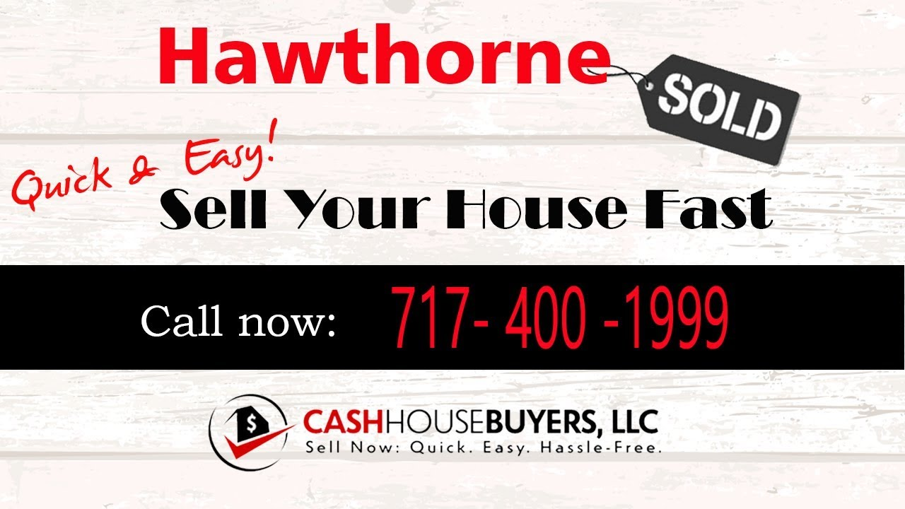 HOW IT WORKS We Buy Houses Hawthorne Washington DC | CALL 717 400 1999 | Sell Your House Fast