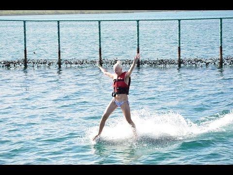 Swimming with Dolphins Cuba - Dolphins Tricks - Sol Rio de Luna y Mares - Delfinario de Naranjo