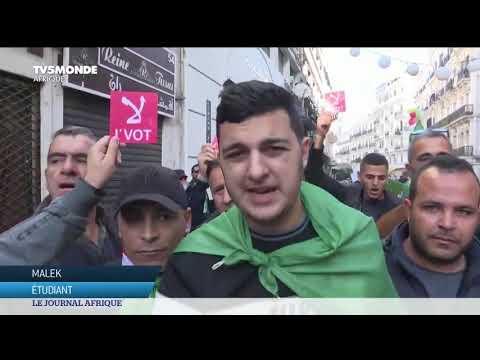 Algérie : vaste