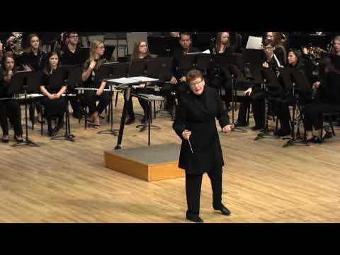 Wind Ensemble Performance: Precision and Pandemonium Mp3