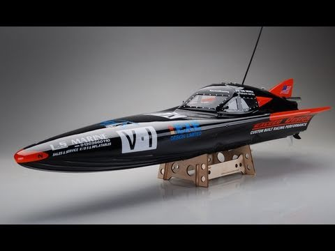 Exceed RC Vyper Electric Fiber Glass Speed Boat