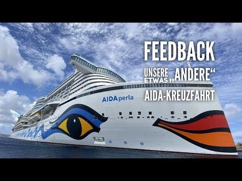 Feedback zur Karibik-Reise mit AIDAperla März 2020