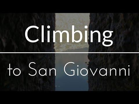 The San Giovanni Climb | Montenegro Vlog