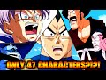 Dragon Ball Xenoverse Only 47 Playable Characters Full Xenoverse Roster Community Rant