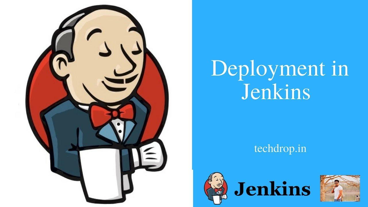 Jenkins Tutorials 5 - Deployment Spring Boot Project on Tomcat Server