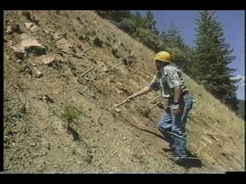 Slope Maintenance Slide Restoration (part 7)