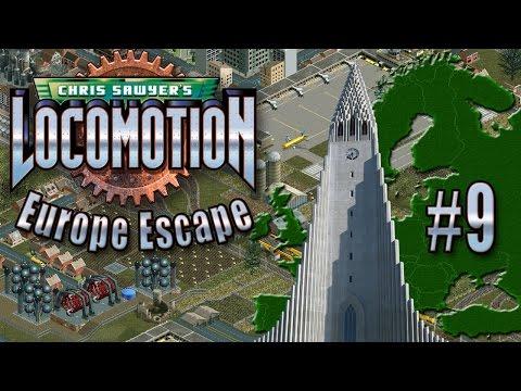 Chris Sawyer's Locomotion: Europe Escape - Ep. 9: REYKJAVIK REFINERY