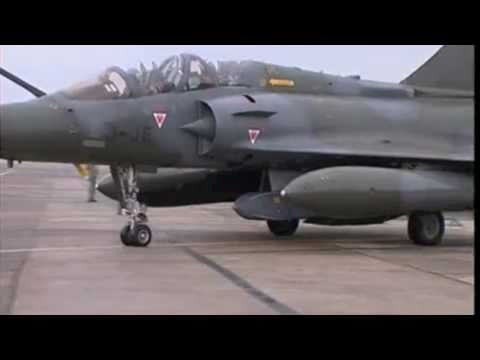 War in Libya !!! HD SHOCK & AWE by French Air Force & Navy