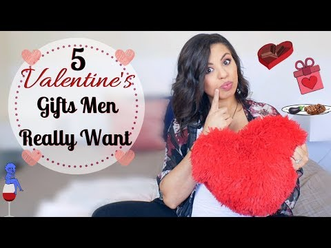 Valentines Day Gifts For Him 2019 / What Men Really Want Mp3