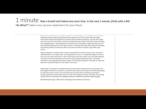 expository writing the insider chart and the minute essay  quest four 11 minute essay part 3