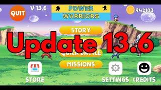 Power Warriors 13.6 Released