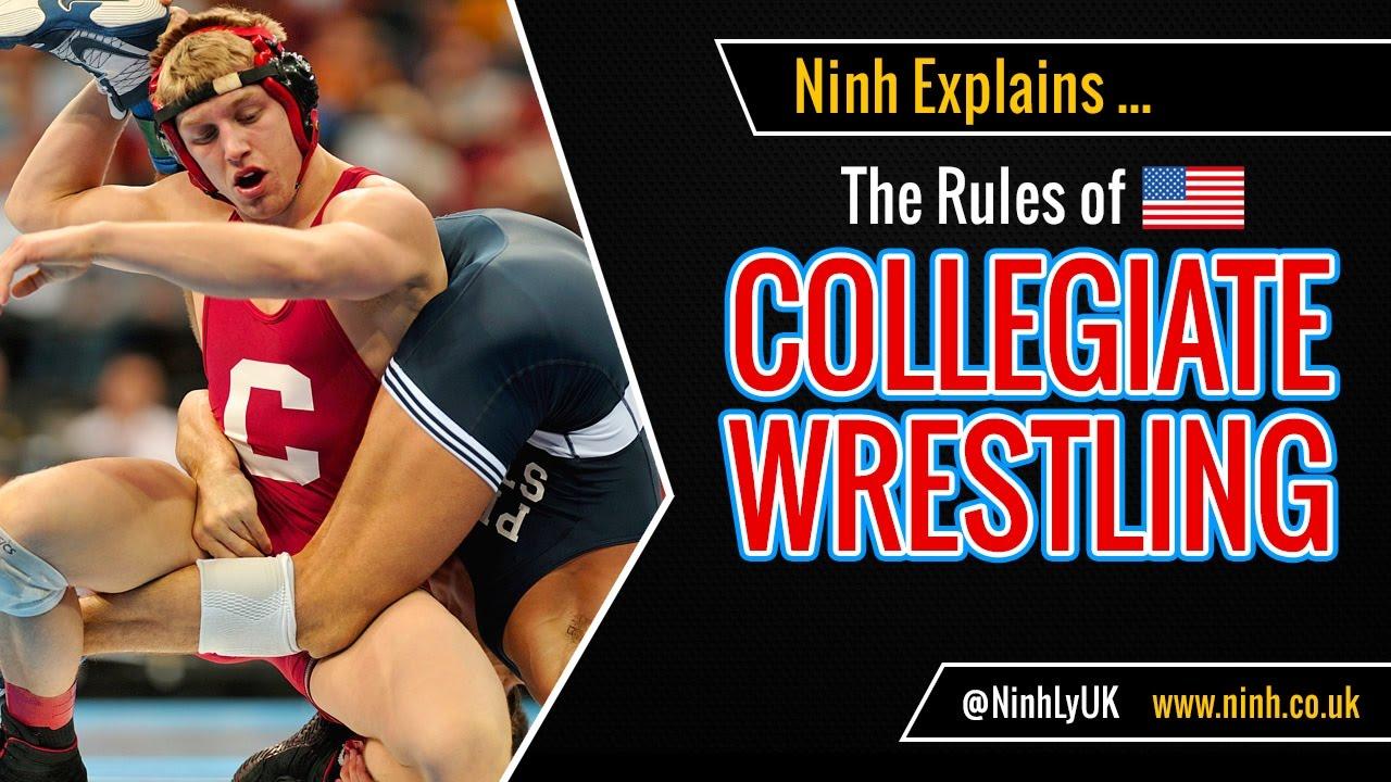 Image result for ninh explains wrestling