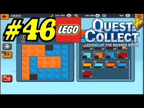 Let's Play #46 - LEGO Quest & Collect