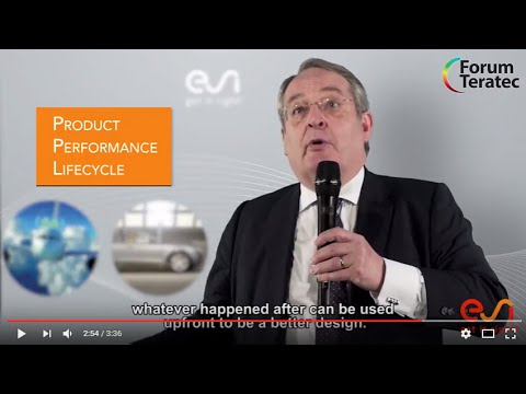 Vincent Chaillou, COO at ESI, about the Industrial Benefits of Virtual Prototyping