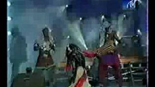 Linda Russian Pop Singer Dancing Students of Ashwani Nigam