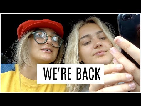 WE'RE BACK! | BROOKS SISTERS