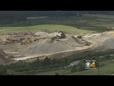Battle Over Gold Mine Heats Up In Park County
