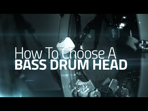 How To Choose A Bass Drum Head - Drumeo