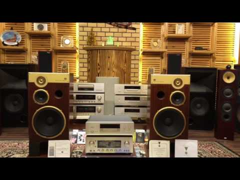 Test JBL Century Gold Limited Edition