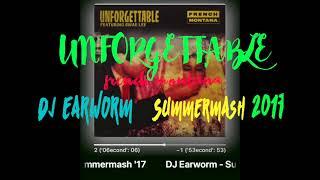 Baixar Unforgettable - French Montana Remix (DJ Earworm Summermash 2017)