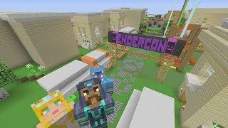 Minecraft XBOX - Hide and Seek - EnderCon Minecraft Story Mode