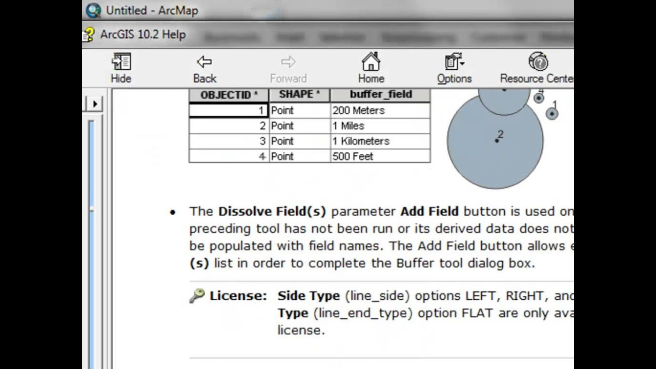 1) Scripting in the Arcmap Python Window